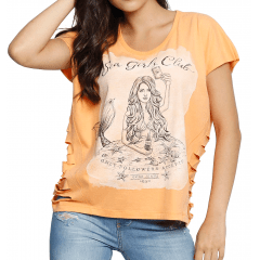 Blusa Coca-Cola Sea Girls Club