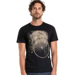 Camiseta Bike Retrô Von Der Volke