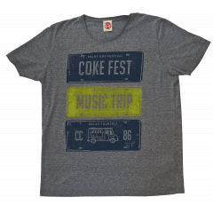 Camiseta Coca-Cola Coke Fest Music
