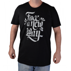 Camiseta Coca-Cola Face a New Way