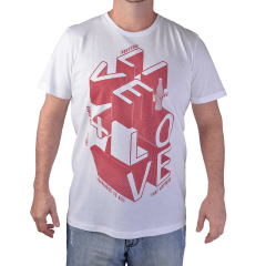 Camiseta Coca-Cola Live Love