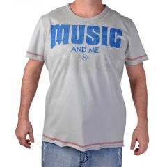 Camiseta Coca-Cola Music and Me