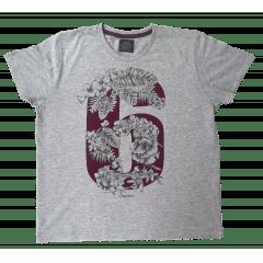 Camiseta Colcci Estampada com número 6