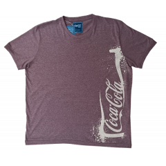 Camiseta Flamê Coca-Cola®