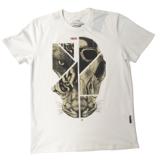 Camiseta Forum Faces Animais