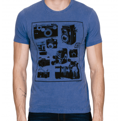 Camiseta M. Officer Fotografia
