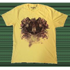 Camiseta Opera Rock Estampada Pássaros