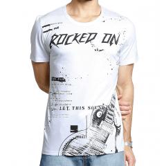 Camiseta Rocked On Coca-Cola