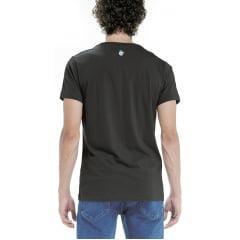 Camiseta Von Der Volke Aquarius Badge
