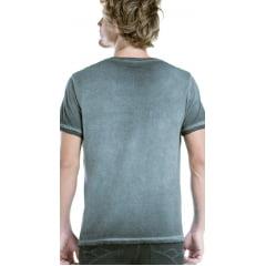 Camiseta Von Der Volke Aquarius Preto