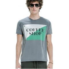Camiseta Von Der Volke Coffee Shop