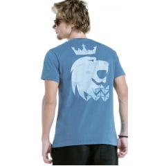 Camiseta Von Der Volke  Lion Aquarius