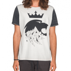 Camiseta Von Der Volke Lion Montains