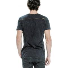 Camiseta Von Der Volke Marmer Contrast