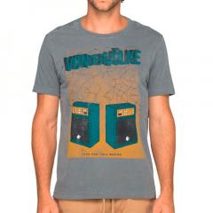 Camiseta Von Der Volke Rok'n Roll