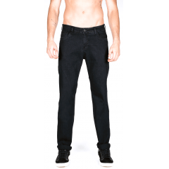 Calça Jeans Masculino M. Officer Black Denin