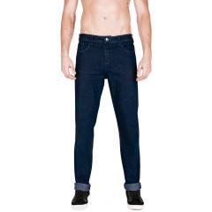 Calça Jeans Masculino M.Officer Classic Dark Blue